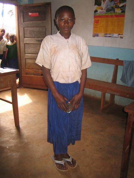 2007年、Evodiaが7年生だった頃。