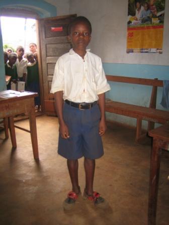 小学校5年生の時のロムワルド