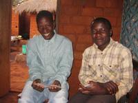 タンザニア2011「FelixとPatrick」