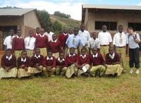 タンザニア2011「Ngwilizi中学校へ」