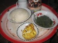 タンザニア2011「ウガリ」