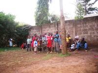 タンザニア2008 「1.モシに着いた日」